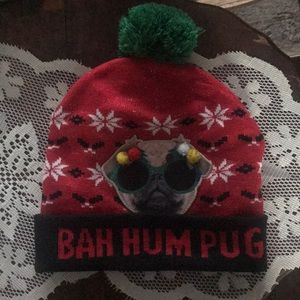 Women s Pugs With Hats on Poshmark 1d58927767
